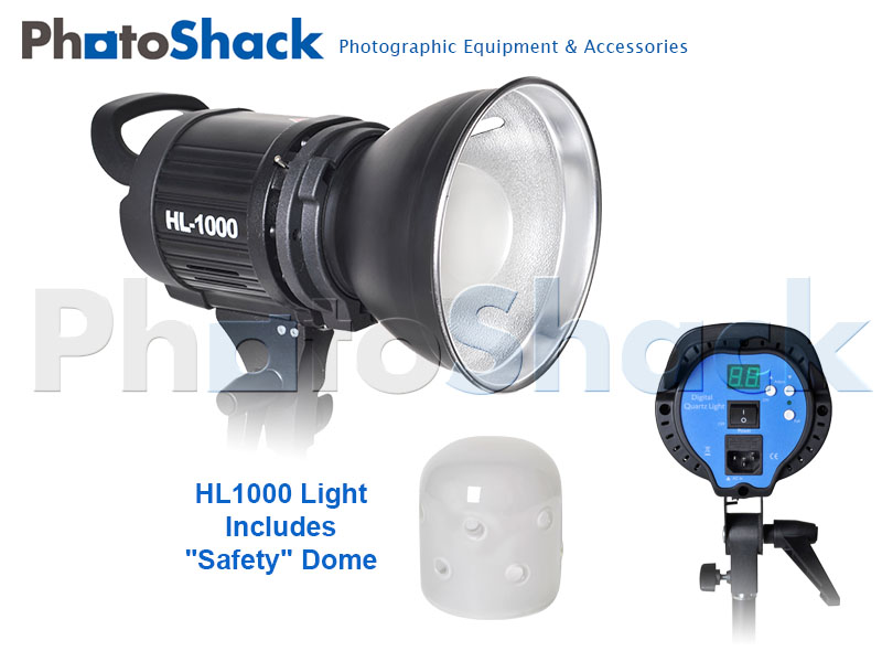 HL1000 Video Light
